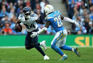 Corey Davis und AJ Brown sollen ein top WR-Duo bilden