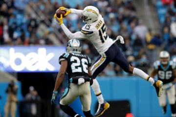 Dontrelle Inman als San Diego Charger