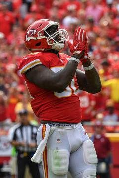 Playmaker Justin Houston