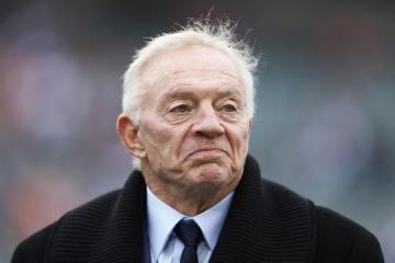 Jerry Jones legt sich mit Atlantas Owner Arthur Blank an