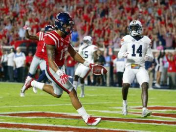 TE Evan Engram ist der Top-Pick der Giants 2017