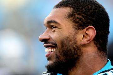 Zurück in Carolina: Julius Peppers will seine Karriere bei den Panthers beenden.