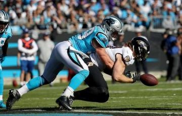 Luke Kuechly ist der ultimative Teamplayer