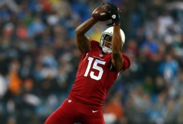Wide Receiver Michael Floyd #15