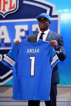 Ziggy Ansah kommt nach Seattle