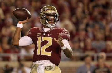 Deondre Francois #12 (Florida State Seminoles) überzeugte durch Big Plays.