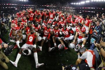 Die Ohio State Buckeyes sind auch 2018 Favorit in der Big Ten.