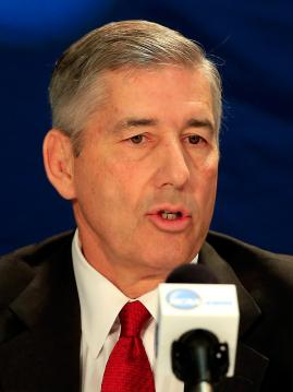 Big12 Commissioner Bob Bowlsby