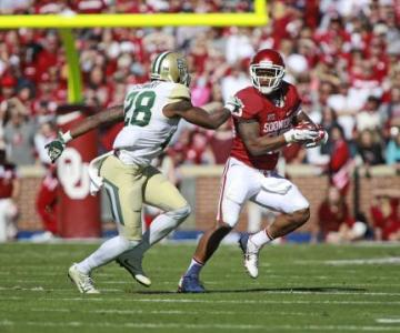 Running Back Joe Mixon #25 (Oklahoma Sooners)