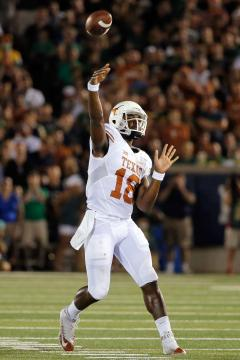 Tyrone Swoopes #18 (Texas Longhorns)