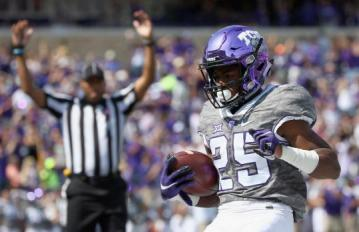 KaVontae Turpin #25 (TCU Horned Frogs)