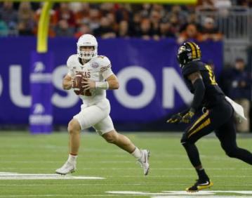 Sam Ehlinger #11 (Texas Longhorns)