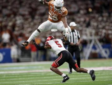 Keaontay Ingram #26 (Texas Longhorns)