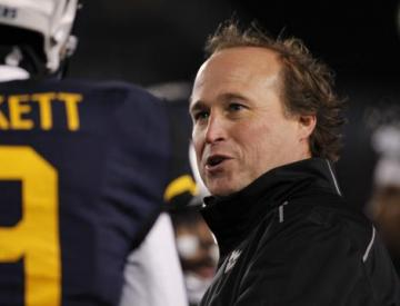 Head Coach Dana Holgorsen (West Virginia)
