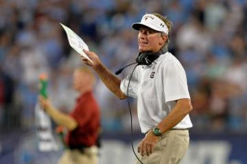 Steve Spurrier wurde auch als Football Coach in die College Football Hall of Fame aufgenommen.