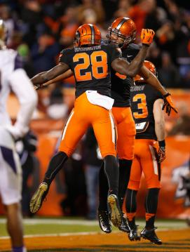 Wide Receiver James Washington #28 (Oklahoma State Cowboys)
