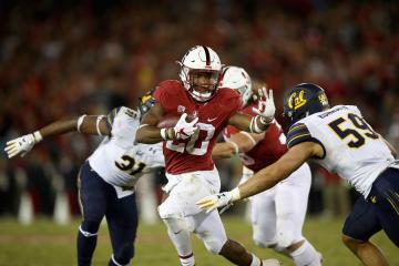 Stanford Cardinal RB Bryce Love