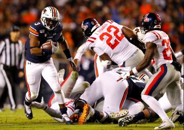D.J. Williams (Auburn Tigers)