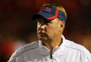 Hugh Freeze - Nun nicht mehr Head Coach der Ole Miss Rebels