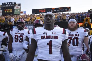 #1 Deebo Samuel (South Carolina Gamecocks)