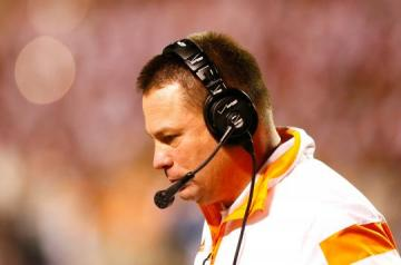 Butch Jones ist nicht mehr Head Coach der Tennessee Volunteers