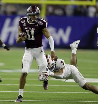Kellen Mond #11 (Texas A&M Aggies)