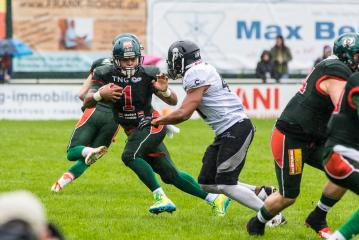 Running Back Christopher McClendon (Kiel Baltic Hurricanes)