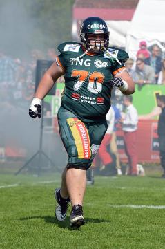 # 70 OL Henning Knuth (Kiel Baltic Hurricanes)