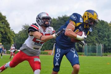 # 10 WR Paul Bogdann (Hildesheim Invaders)