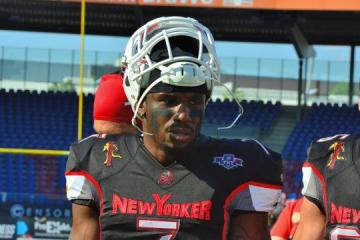 # 7 WR Anthony Dablé (New Yorker Lions)