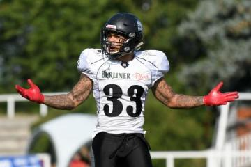 # 33 DB  Jamaal White (Berlin Rebels)