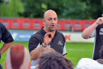 Sportdirektor Dogan Özdincer (Berlin Rebels)