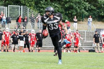 Jamaal White (Berlin Rebels)