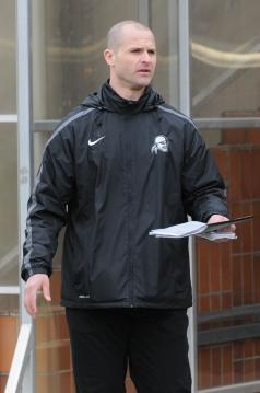 Defensive Coordinator Joshua Mandel (Berlin Rebels)
