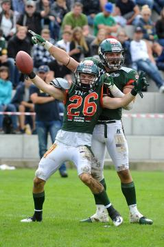 Interception durch # 26 DB Philip Stegemann