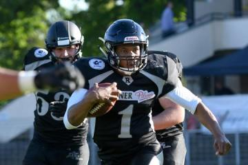 QB Terrell Robinson (Berlin Rebels)