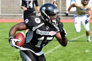 RB Andreas Betza (Berlin Rebels) will 2020 die alten Teamrekorde von Larry McCoy knacken