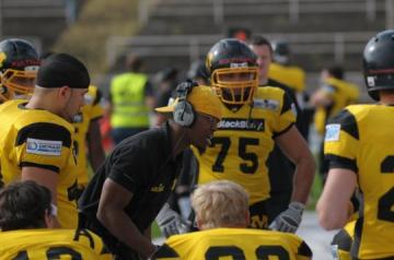 Garten Holley wird Head Coach und Defensive Coordinator der Munich Cowboys