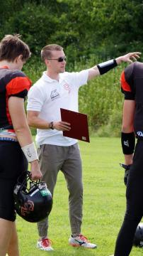 Spencer Wood wird Offensive Coordinator der Munich Cowboys