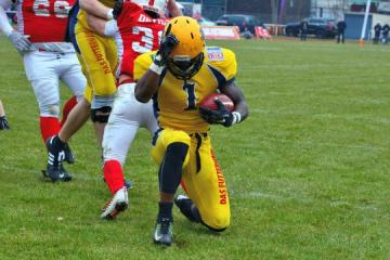 # 1 RB Khairi Dickson (Elmshorn Fighting Pirates)
