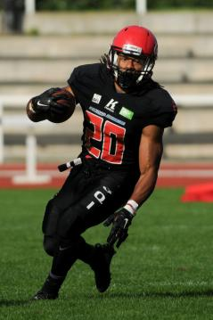RB Calvinaugh Jones (Nr. 20, Potsdam Royals)
