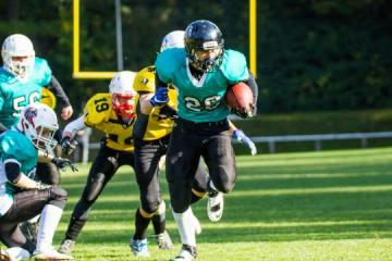 RB Johann Kruthaup/Oldenburg Knights