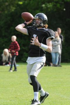 QB Dominic Becker (Berlin Rebels)