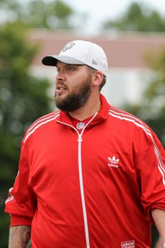 Head Coach Benny Sobek (Berlin Bears)