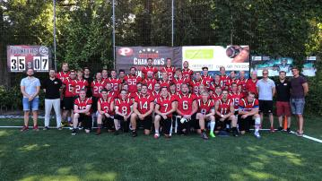 Hamburg Pioneers Snappers 2018