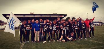 Die Salzgitter Young Steelers 2019.