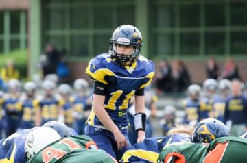 QB Silvana Friese (Berlin Kobras Ladies)