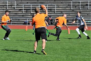 Flag Football - schnell, actionreich, punktelastig!