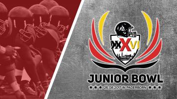 Junior Bowl 2017 am 26. August in Paderborn
