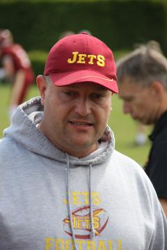 JuniorJets Head Coach Lorenz Kunkel